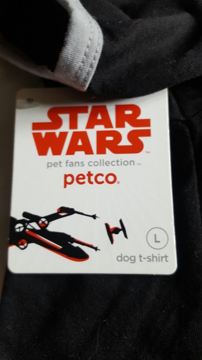 ropa para perro star wars original traido de usa shop petco. Cargando zoom. 2860fa4ce0b