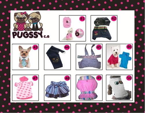 ropa para perros ..... exclusivas, personalizadas