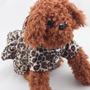 Abrigo Animal Print Reversible Para Mascotas