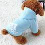 Buso Saco Mascota Adidog Talla Xxl - Color Azul Claro