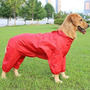 Impermeable Para Perro Homegardendeal® Pet Dog Doggy Rainco