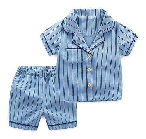 ropa pijama bebes, niños. corta. conjunto. envio gratis.