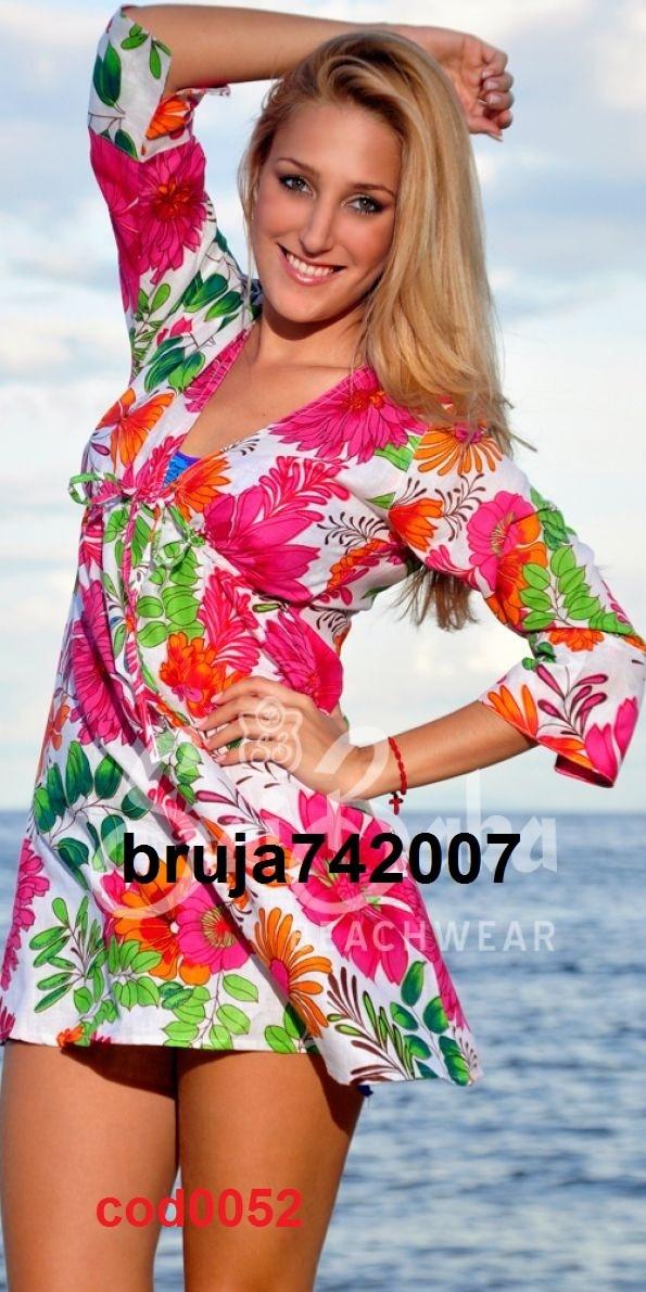 81e8438f98c9 Ropa Playera - Hindu Mayor Bluson-vestido Algodon S
