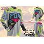 Polo Jersey Fox 360 Intake T-shirt Motocross Ktm Ls2 Honda