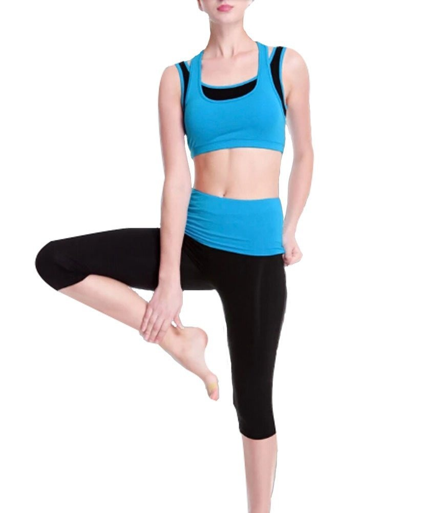 9badc45ae52 ropa sin mangas para correr   yoga para mujeres con atuen... Cargando zoom.