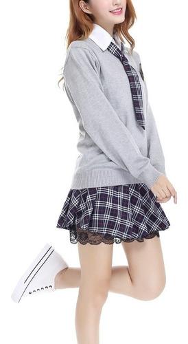 ropa trabajo traje uniforme estudiante universitario f0