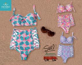 Perú Talle Alto Mercado En Libre Bikini 4AqLS35cRj