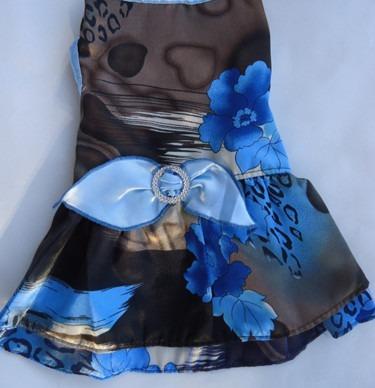 ropas para perros vestido amalfi