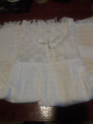 ropa/textil  artesanal