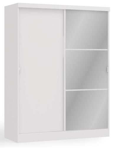 Ropero 2 puertas corredizas espejos y 2 cajones placard - Ropero puertas corredizas ...