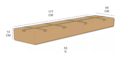 ropero 6 puertas 9 estantes + 2 cajones - roperia - placard