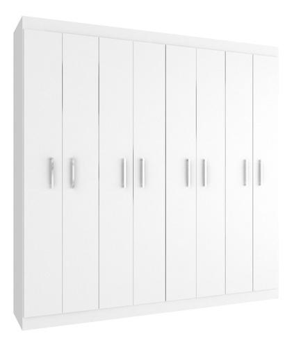 ropero 8 puertas con muchos estantes 2x2 mts. que sal!