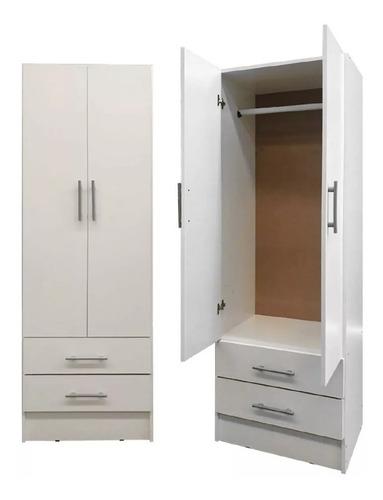 ropero closet - muebles en melamina