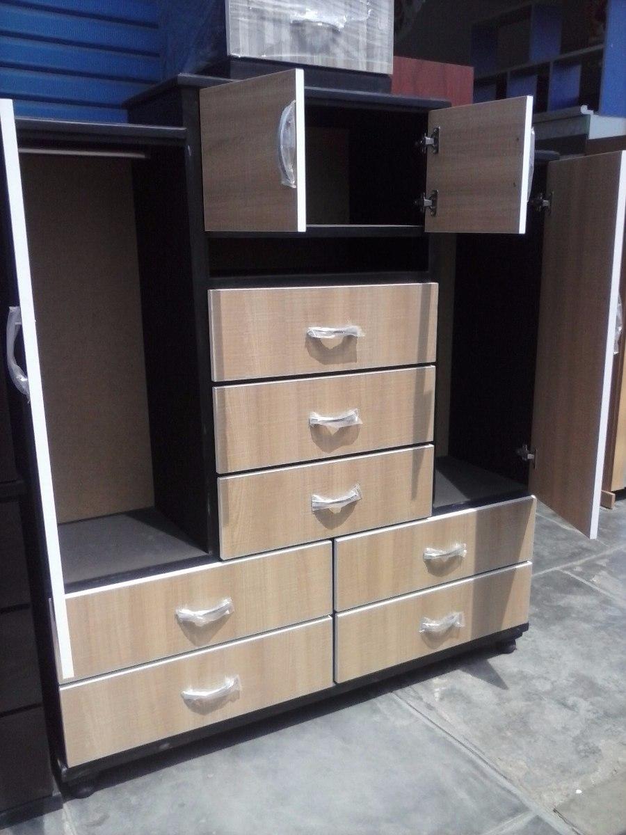 Ropero comoda tocador mueble nuevo s 600 00 en mercado for Comoda mueble