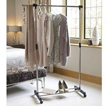 ropero rodante metalico tendedero colgar ropa closet