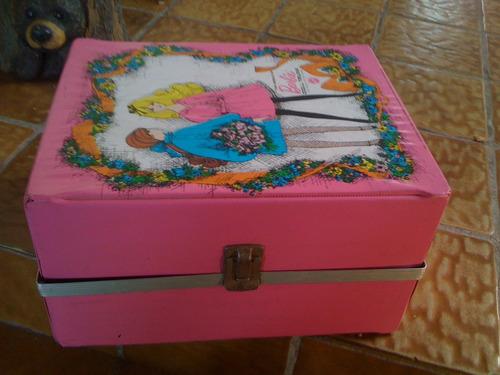 ropero vintage de barbie