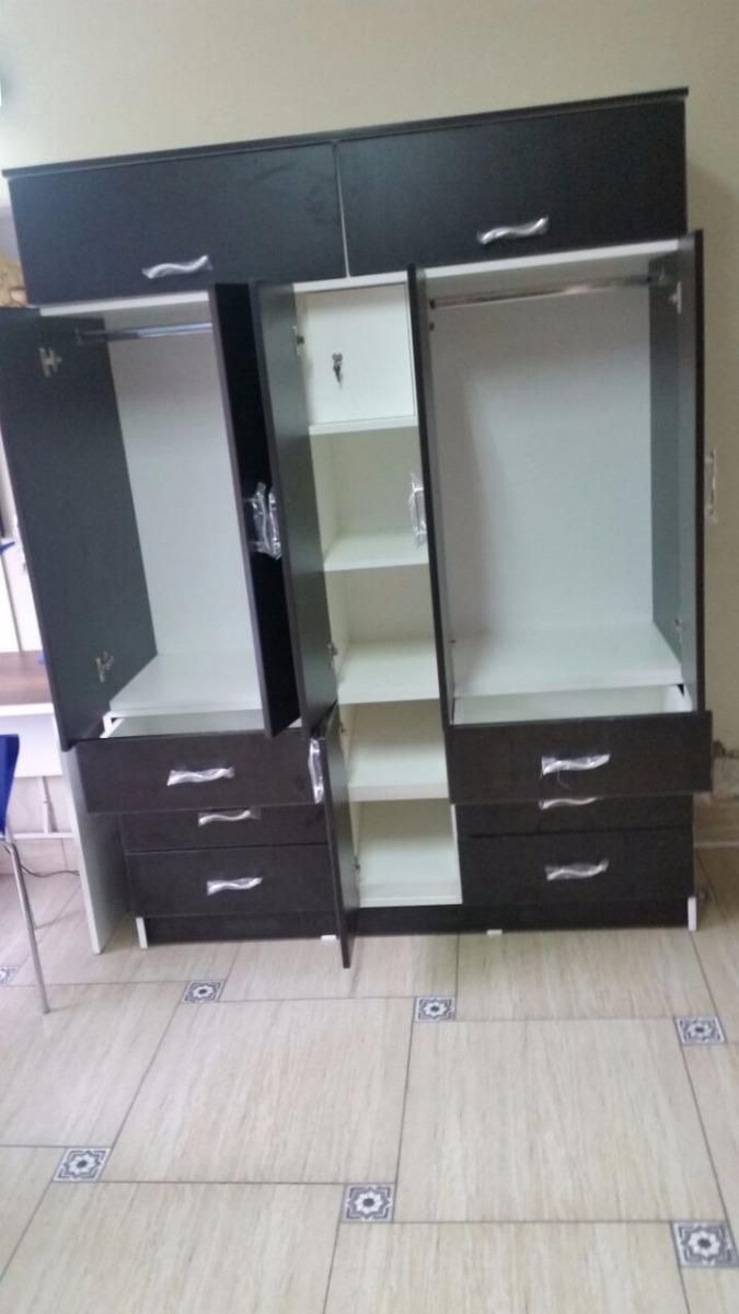 Roperos Para Dormitorio 150 Cm S 80000 en Mercado Libre