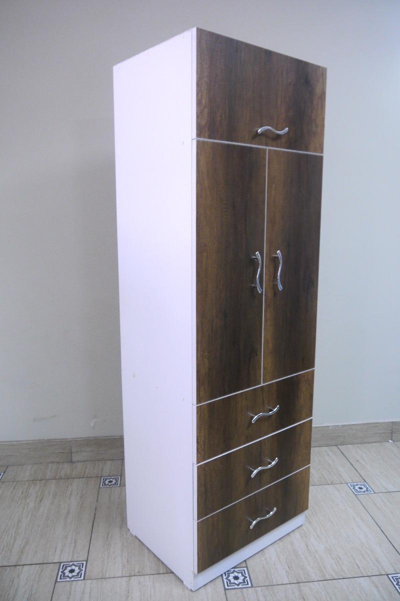 Roperos Para Dormitorio 60 Cm Cedro S 23500 en Mercado Libre
