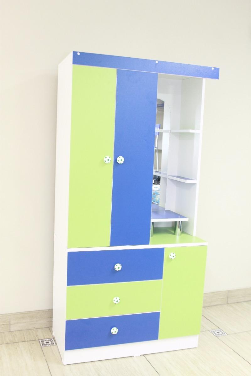 Roperos Para Dormitorio 90 Cm Nio S 38000 en Mercado Libre