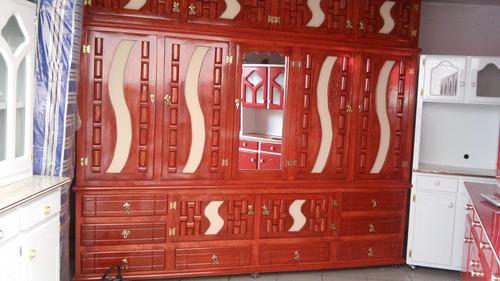 ropéros tipo closet en 3 piezas