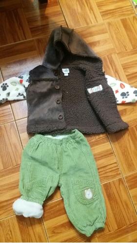 ropita-trajecito niño/a 9 meses disney