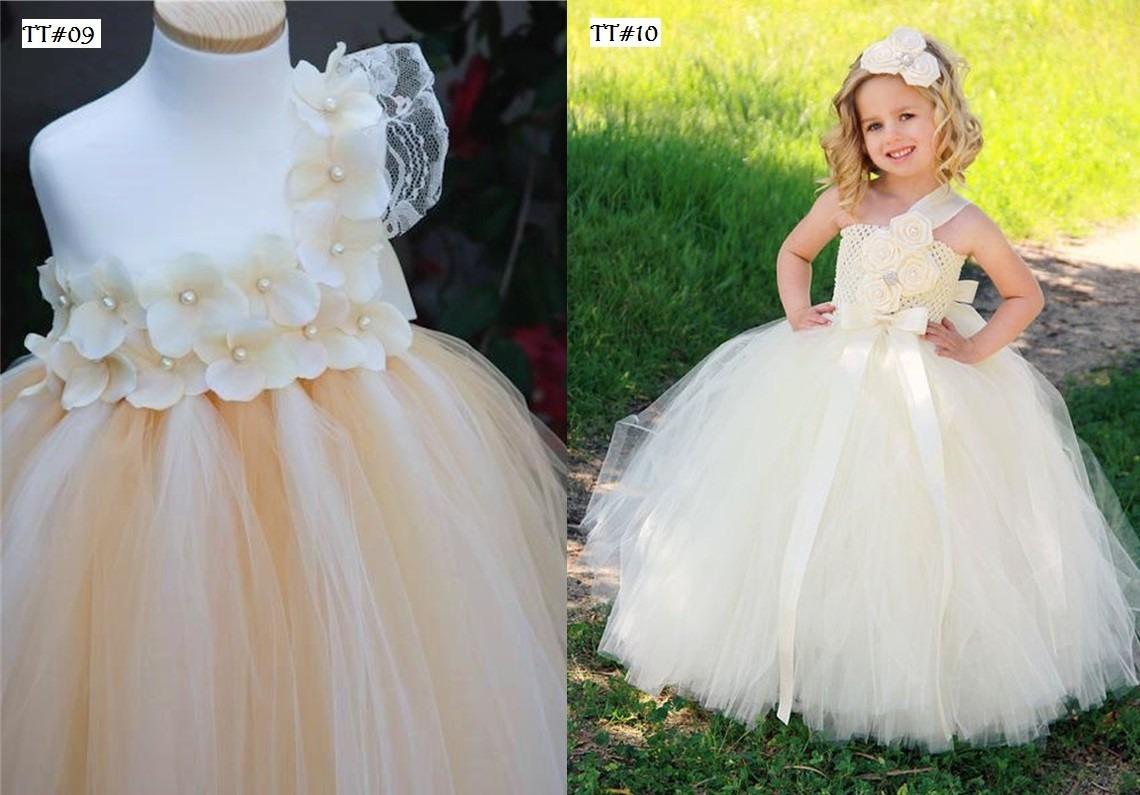 Rop n bautizo vestidos tutu presentaci n ni a bebe t 1 y t for Http y