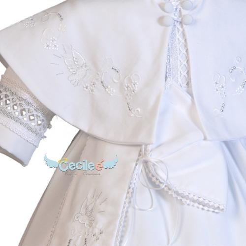 ropones hermoso bautizo elegante unico niño 38t