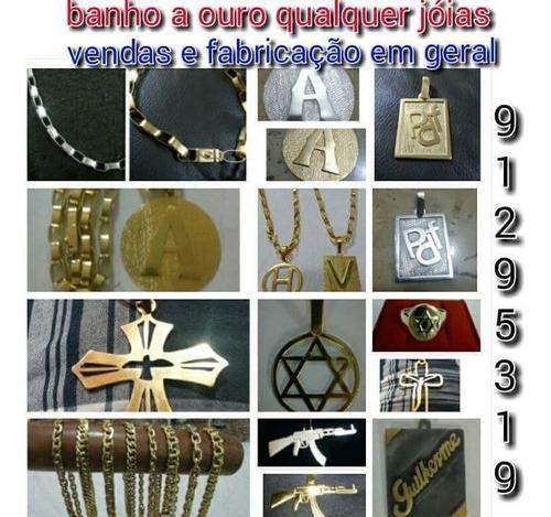 roraima banho de ouro qualquer  joias e bijuterias