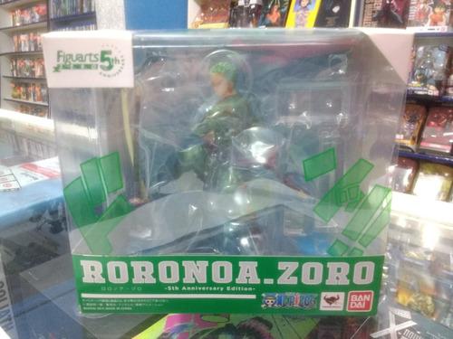 roronoa zoro - 5th anniversary edition - bandai figuartszero