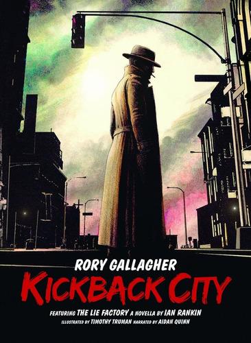 rory gallagher-kickback city [box set] digibook