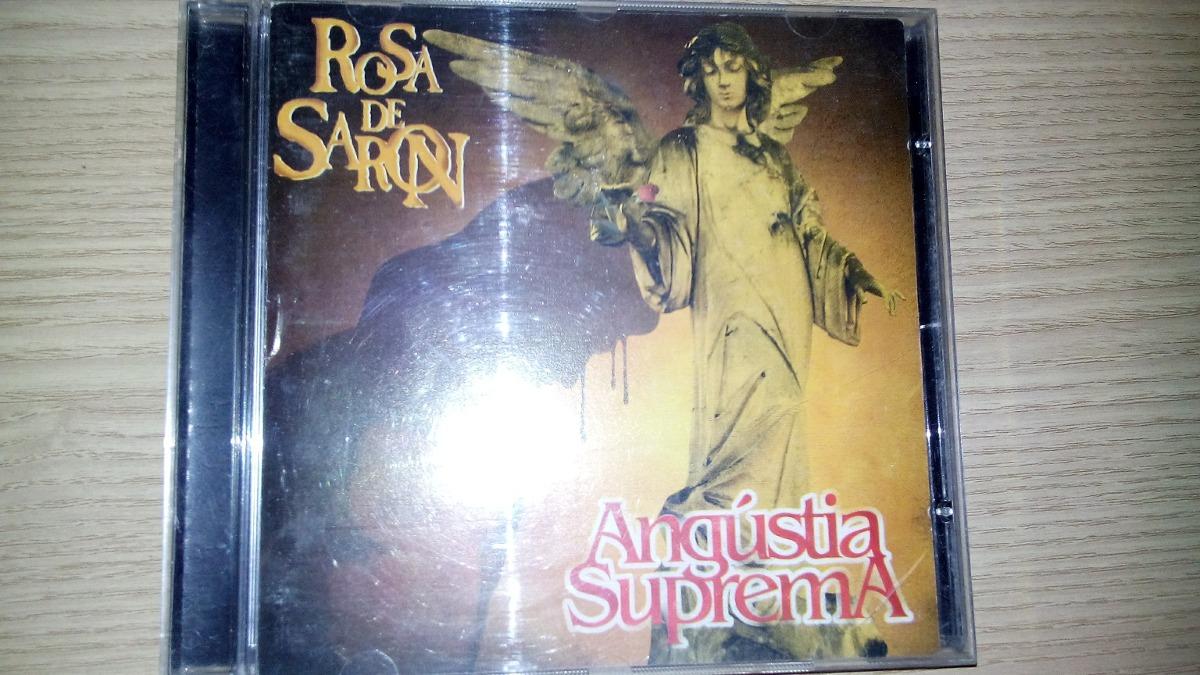 cd do rosa de saron angustia suprema