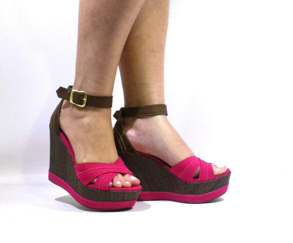 4697220a21 Rosa Pink Calçados Vários Modelos Coleção 2017 - R  130
