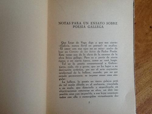 rosalía de castro - saudades poesías - cancionero gallego