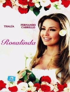 rosalinda thalia  telenovela dvd