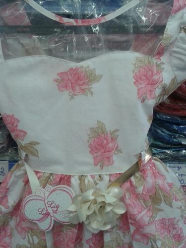 rosalinda vestido de festa casual