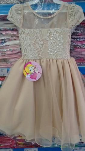 rosalinda vestido infantil festa