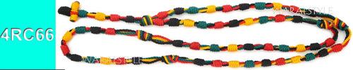rosario 4 hilos gruesos con cruz ((precio x unidad))