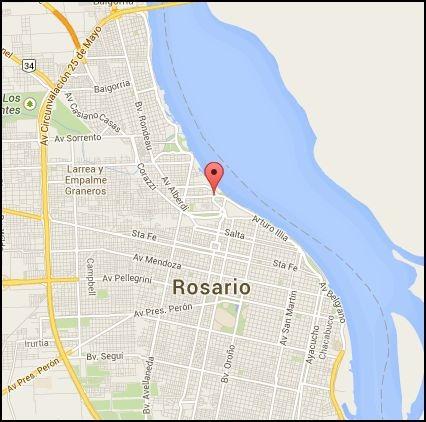 rosario - alquiler temporario - puerto norte - metropolitano