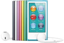 rosario apple ipod nano 7 ma gen 16gb mp3 16 gb nuevos gtia