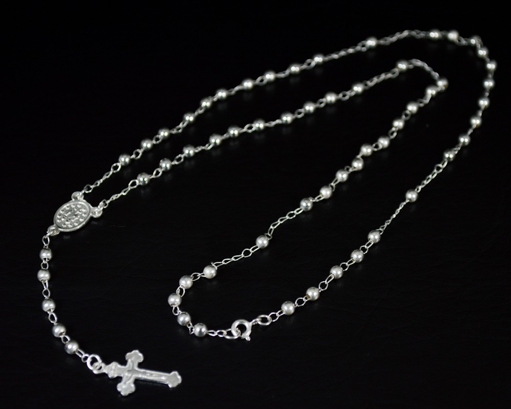 c85a8e1a60b rosario camándula escapulario plata 925 somos tienda física. Cargando zoom.