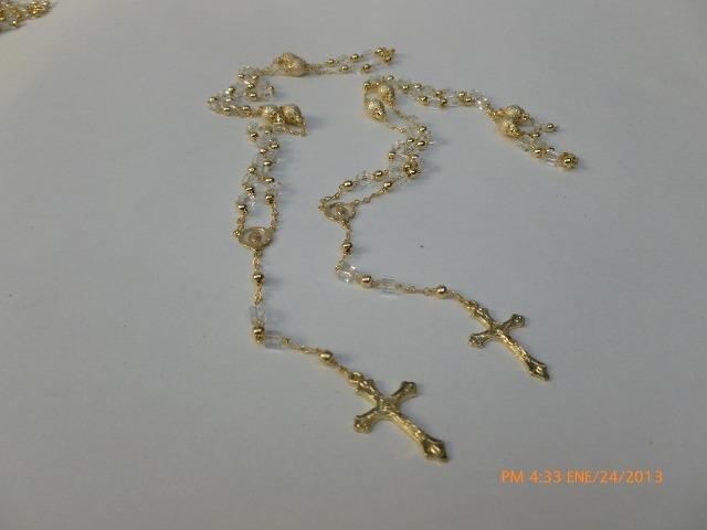 Bikinis de oro o plata