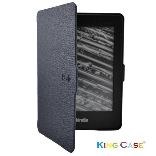 rosario funda kindle paperwhite amazon cierre magnetico