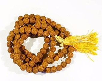 rosario hindú japa mala 108 cuentas