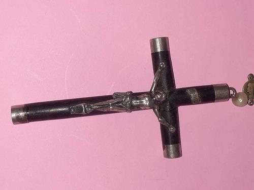rosario nacar .cruz ébano