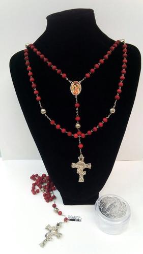 rosario palo de rosa #8