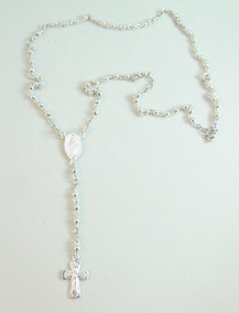 a6e4b7387647 Collar Rosario Medalla Milagrosa - Joyas y Bijouterie en Mercado Libre  Argentina