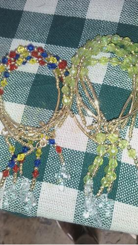 rosario pulsera recuerdo bautizo comunión novenarios y mas