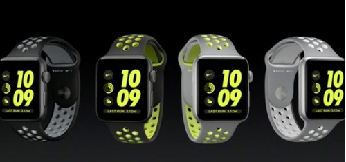 rosario reloj apple watch nike sport series 2 42mm nuevos