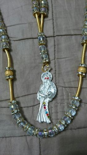 rosario santísima muerte de la noche