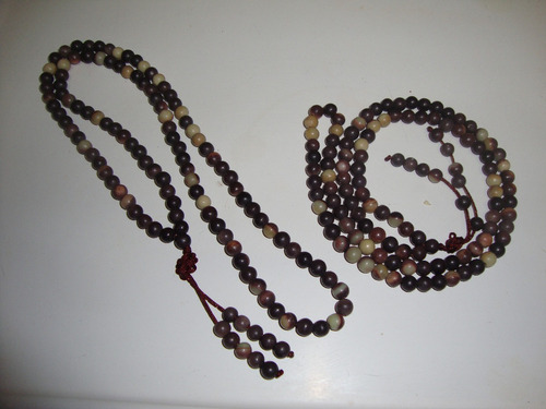 rosario tibetano 108 malas, jade zipao